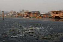 Minus 27.1 in Drass, Srinagar freezes at minus 7