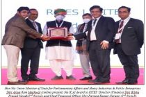 RITES wins ICAI Award for excellence in financial reporting