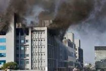 5 killed in Serum Institute plant fire, Covid vaccine safe