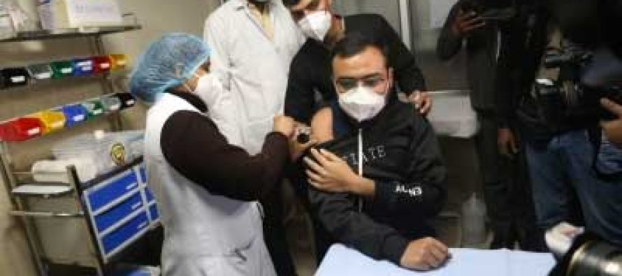 India completes vaccination of 1.63 Cr beneficiaries