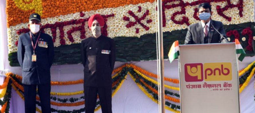 PNB celebrates Republic Day with a humanitarian cause