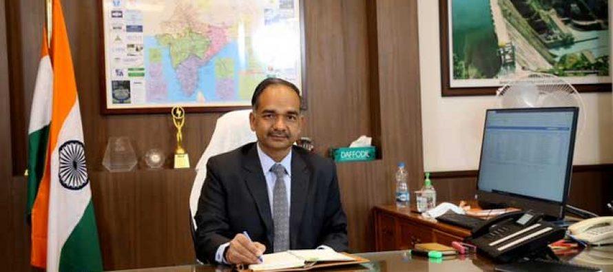 Alok Kumar (IAS) assumes charge as Secretary, Ministry of Power