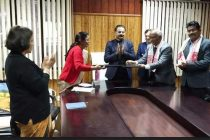 Oil India Limited adopts ITI, Lahowal