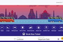 """""""NOW BOOK BUSES ALSO WITH IRCTC"""""""