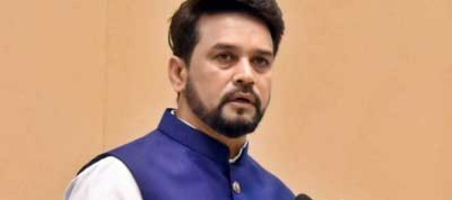 High GST collection shows resilience of Indian economy: Anurag Thakur