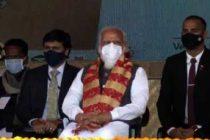 PM Modi inaugurates Bharat Petroleum's Haldia LPG import terminal