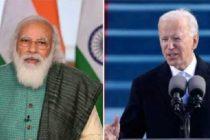 Biden, Modi commit to working closely on terrorism, Covid, Indo-Pacific
