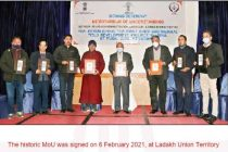 ONGC to usher in India's first Geothermal Energy at Ladakh