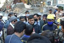Power Minister takes stock of situation in Tapovan