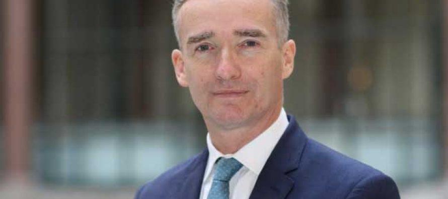 ALEX ELLIS PRESENTS CREDENTIALS AS BRITISH HIGH COMMISSIONER TO INDIA