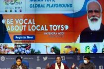 Govt launches website for 'India Toy Fair – 2021'