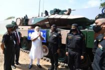 PM hands over Arjun MBT Mark 1A to Army, kicks off several TN projects