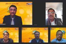 """राज्य मंत्री विजय कुमार कश्यप ने किया संरक्षण क्षमता महोत्सव – """"सक्षम""""- 2021 का समापन"""