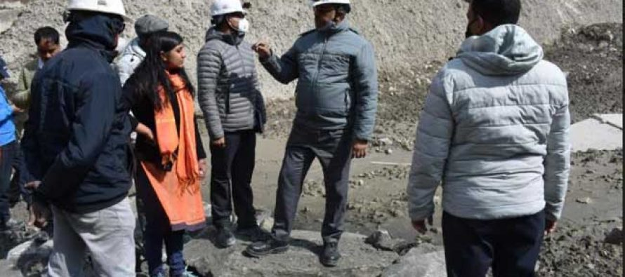NTPC works on modalities for release of compensation; Rescue operation continues in full swing