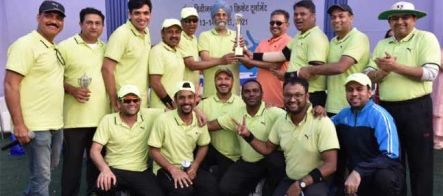 PFC organised intra-divisional cricket tournament