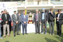 Power Cup 2021 (Delhi) T-20 cricket tournament inaugurated