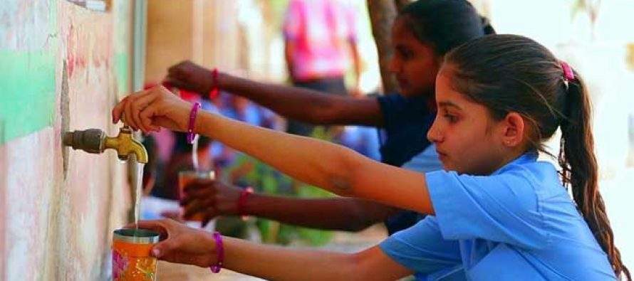 Jal Jeevan Mission: Special Campaign to provide potable piped water supply in Schools & Anganwadi Centres extended till 31st March, 2021