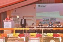 PM launches 5 mega projects in Assam worth Rs 3,222 crore