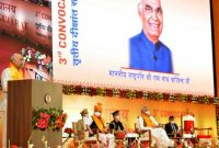 EDUCATIONAL INSTITUTIONS SHOULD TRY TO MAKE STUDENTS CAPABLE CITIZENS OF THE MODERN WORLD COMMUNITY: PRESIDENT KOVIND