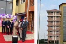 ONGC CMD inaugurates residential complex of Siu-Ka-Pha Multi specialty Hospital at Rajabari