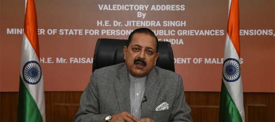 India's Universally Inclusive fight against COVID-19 will successfully combat this pandemic: Dr Jitendra Singh