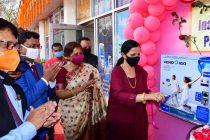 """इंडियन ऑयल ने वाराणसी में पहला """"महिलाओं द्वारा संचालित पेट्रोल पम्प"""" शुरू किया"""