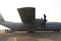 INDIAN AIR FORCE ARRIVES FOR PARTICIPATING IN 70TH SLAF ANNIVERSARY