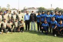 3rd round league matches of Power Cup 2021 (Delhi) T-20 cricket tournament held