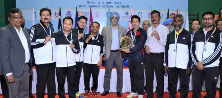 """PFC organizes 23rd""""Inter CPSU Table Tennis Tournament""""in collaboration with Power Sports Control Board"""