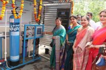 NHPC provides 250 LPH RO water system to National Association for the Blind under CSR-SD