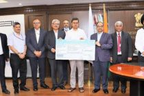 NHPC pays interim dividend of Rs. 890.85 crore to Government of India for the financial year 2020-21