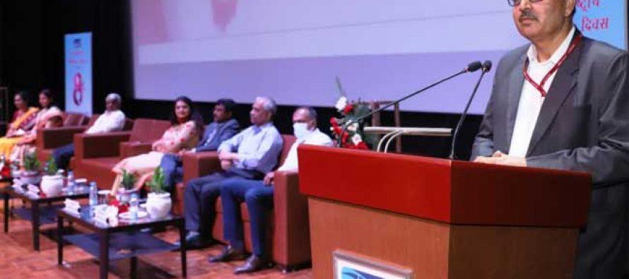 International Day of Women Workshop organized at NHPC