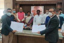 GAIL and Ranchi Municipal Corporation sign agreement for setting up Compressed Biogas plant