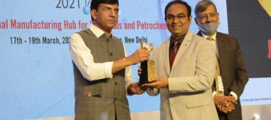 Bharat Petroleum bags FICCI award for sustainability in the petrochemical sector