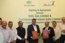 GAIL Gas Limited & Confidence Petroleum sign an Agreement for setting up CNG Stations in Bengaluru