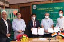 IGL SIGNS LONG TERM AGREEMENT WITH DTC TO SUPPLY CNG