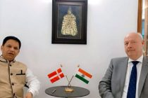 Denmark Ambassador Freddy Svane in conversation with Ameya Sathaye, Editor-in-Chief, Sarkaritel.com on water conservation and clean energy