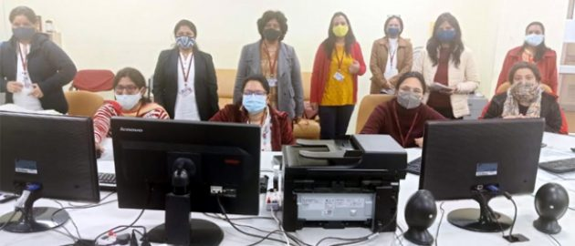 All women team runs NHPC's Chamera-II Power Station (300 MW) to showcase woman power on International Women's Day 2021