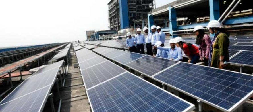 India's biggest floating solar power plant coming up in T'gana