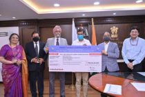 PFC pays interim dividend of Rs 1182.63crore to Government of India for the financial year 2020-21