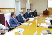 Secretary (Power), Govt. of India and CMD, NHPC meet Chief Secretary of Sikkim and visit NHPC's 510 MW Teesta-V and 500 MW Teesta VI Project