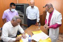 Ayushman Mitra Portal Launched at OIL Hospital Duliajan