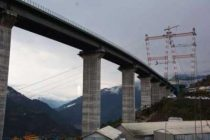 Arch closure of Chenab Bridge, worlds's highest rail bridge, done