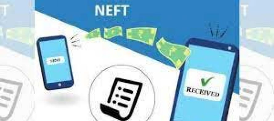 Bank NEFT transfers will not be operational coming weekend