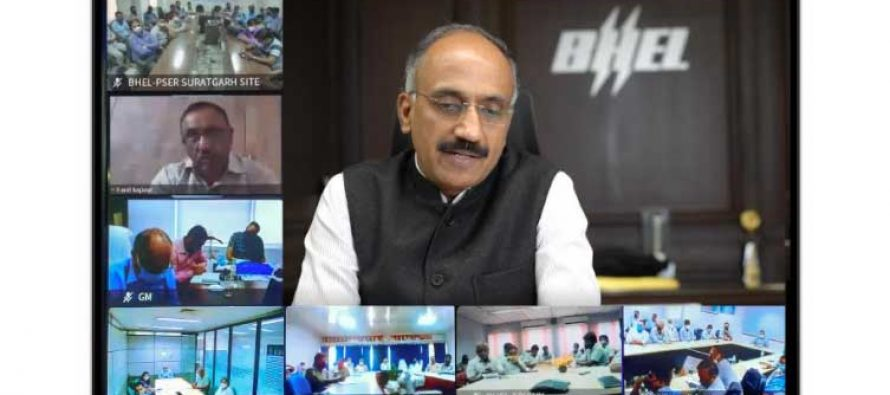 BHEL Organises Communication Fortnight