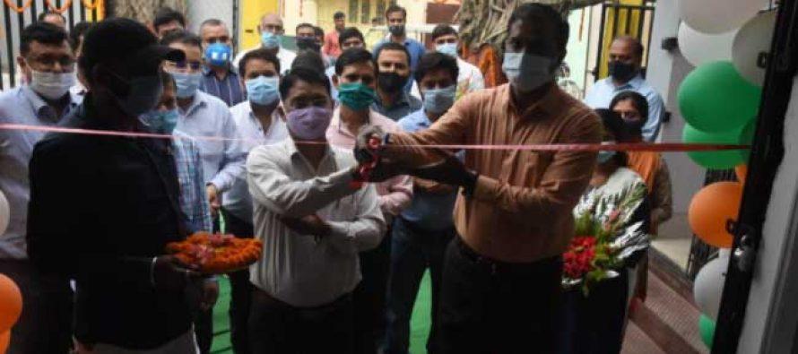 केंद्र सरकार की आईपीडीएस योजना के तहत भागलपुर में 2 x10 एमवीए जीआईएस सबस्टेशन का उद्घाटन