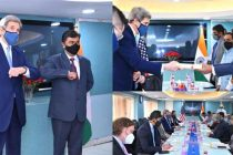 US to help India achieve 450 GW green energy goal: Kerry