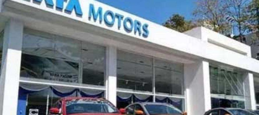 Tata Motors' consolidated net loss narrows to Rs 4,450.12 cr