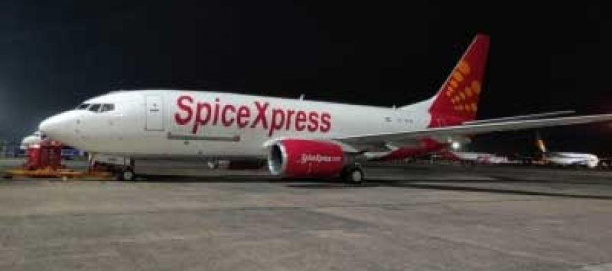 SpiceXpress airlifts 55K oxygen concentrators in 3 weeks