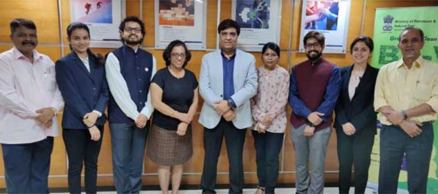 HPCL recognized with coveted Media 360 Awards